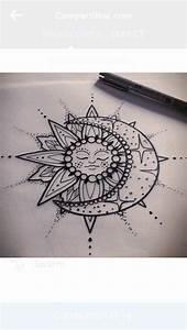 +1000 ideias sobre Mandala Sun Tattoo no Pinterest ...