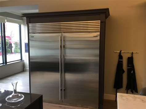 display   fridge freezer   kitchen company