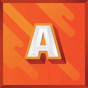 Letters Font Style Letter A 3d Vector Download Free Vectors Clipart