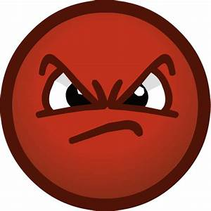 Image Gallery mad face emoji