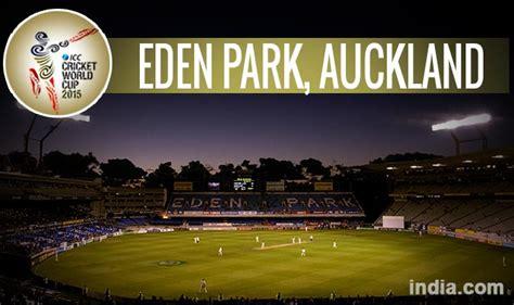 icc cricket world cup  schedule  eden park auckland