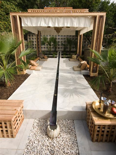 Exotic Outdoor Rooms By Jamie Durie  The Outdoor Room