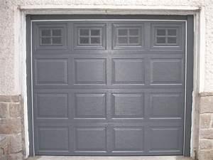 portes de garage ace la baule With porte de garage en fer