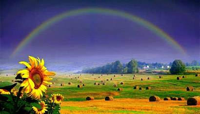 Beyond Story Appearances Seeing Rainbow Rainbows Wallpapers