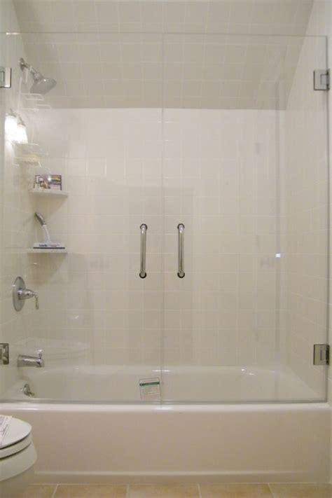 Glass Door For Fiberglass Shower by The Best Way To Update Your Fibreglass Shower Surround