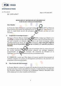 Lettre Du Président Aux Français : la lettre de ali haddad aux patrons du fce algerie eco ~ Medecine-chirurgie-esthetiques.com Avis de Voitures