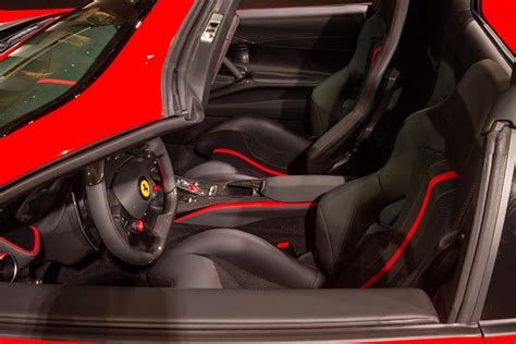 Gallery of 14 high resolution images and press release information. Ferrari 812 GTS Interior Photos | CarBuzz