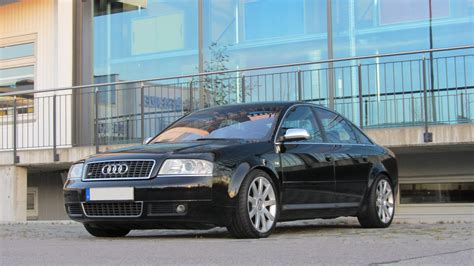 2002 Audi S6 Avant 4bc5 Pictures Information And