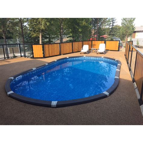 Element 15 X 30 Oval Above Ground Pool Custom Package