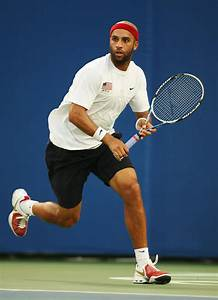 James Blake Photos Photos - Olympics Day 7 - Tennis - Zimbio