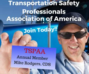 join the transportation safety professionals association of america today my safety manager