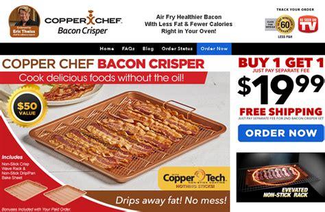 copper chef bacon crisper review   work freakin reviews