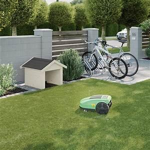 Dach Für Garage : weka m hroboter garage 75 x 67 x 71 cm natur ~ Lizthompson.info Haus und Dekorationen
