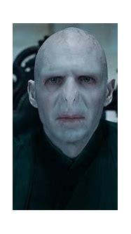 The Man Behind the Mask: LORD VOLDEMORT