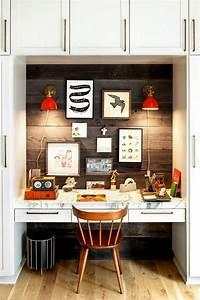 Mid, Century, Modern, Office, Design, Ideas