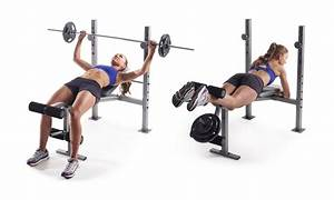 Gold's Gym XR 6.1 Weight Bench | Groupon Goods