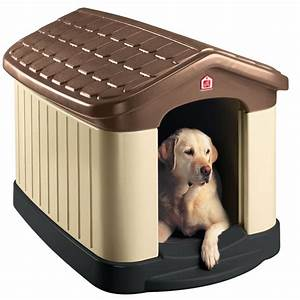 Our pet39s tuff n rugged dog house petco for Hard plastic dog house