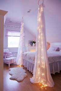Cheap, String, Lights, Decor, For, Making, Your, Bedroom, Cozy