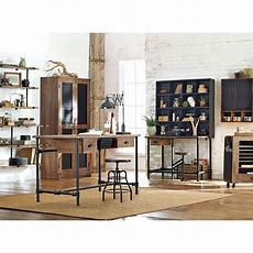 Home Decorators Collection Weathered Black Desk2943300910