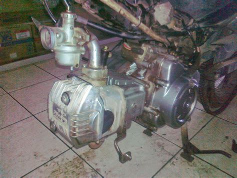 Korek Smash Bore Up by Sriwijaya Honda Blade Bore Up Harian Honda New Blade 133 2cc