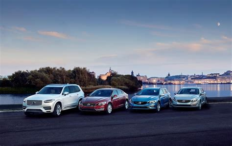 volvo  build   fully electric car