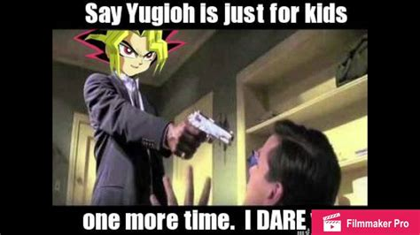 Yugioh Memes Memes Yu Gi Oh Memes