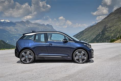 2018 Bmw I3s Debuts With Upgraded Electric Motor At
