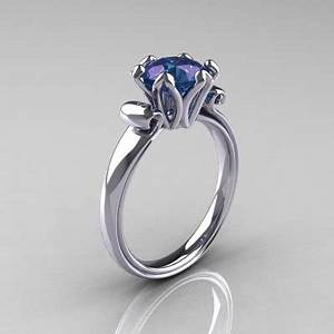 Alexandrite Engagement Ring Meaning | Engagement Rings for ...