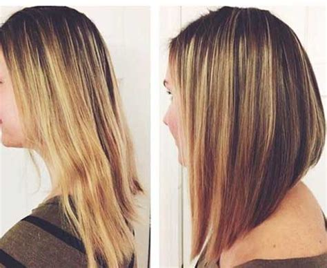 Inverted Long Bob Styles