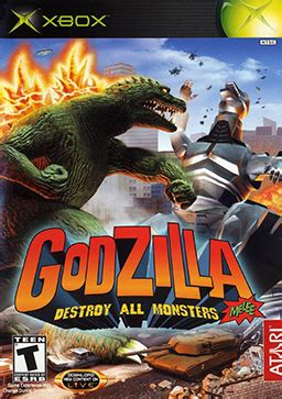 Unleashed was a fighting game released for the ds, wii, and ps2 (yes, the ps2) back in 2007. Godzilla: Destroy All Monsters Melee - Wikipedia