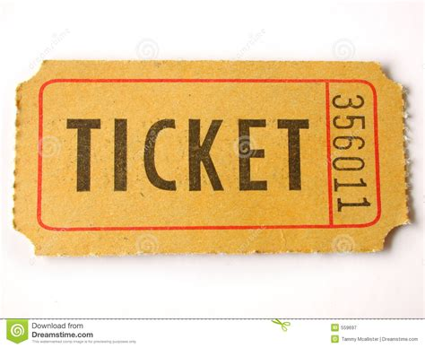 ticket stub template image free clipart ticket stub collection