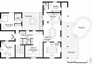 plan maison marocaine With plan maison marocaine moderne