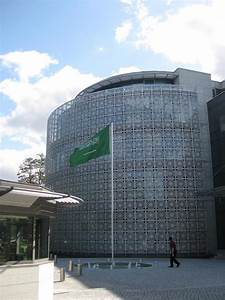 Saudi Arabian Embassy Berlin, Tiergartenstraße Building ...