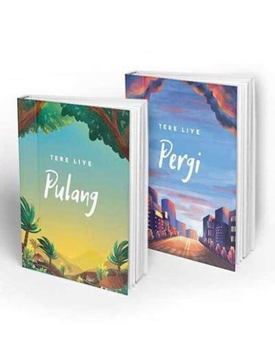 Novel Berseri Tere Liye Mana yang Jadi Favoritmu?