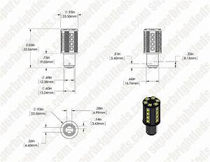 1157 Can Bus Led Bulb