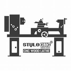 STYLECNC® CNC Wood Turning Lathe Machines for sale