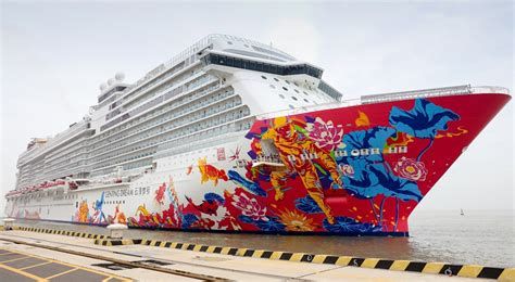 Genting Dream - Itinerary Schedule Current Position ...