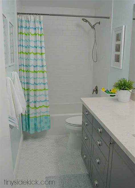 The Kid's Brand New Bathroom Reveal