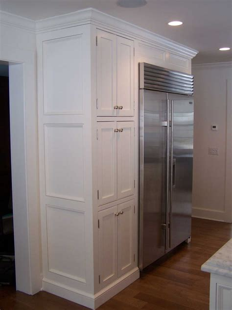 kitchen cabinets refrigerator surround manor kitchen hudson cabinet 845 225 2967 6353