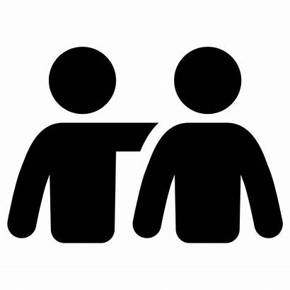 Friends Friend Ifsw Icon Organisational Membership Social