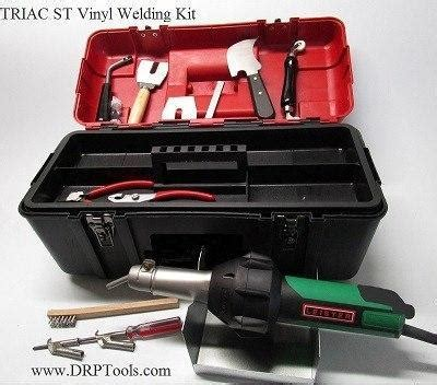 Shop Leister TRIAC ST Vinyl Welder Kit online
