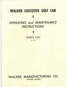 Pu10-500 - Walker Packet
