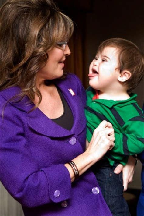 Sarah Palin Son Trig