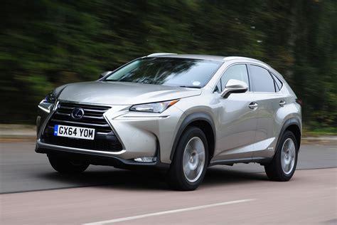 lexus nx  hybrid review auto express