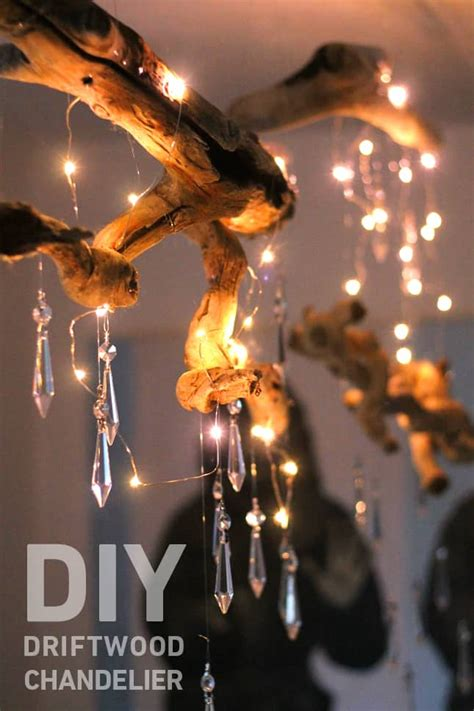 create  rustic ambiance    driftwood projects