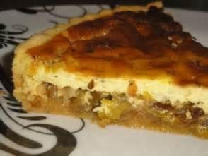 un amour de cuisine recette tarte poireaux chèvre un amour de cuisine