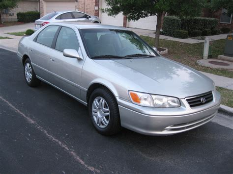 2001 Toyota Camry by 2001 Toyota Camry Pictures Cargurus