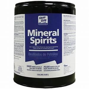 Shop Klean-Strip Ks Mineral Spirits Paint Thinner 5 Gl-Sc