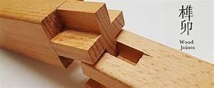 Técnicas japonesas para unir madera sin clavos Maderea