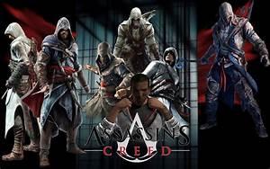 Assassin's Creed Wallpaper 4 by Aucifer666 on DeviantArt